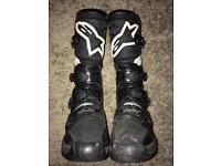 Alpinestars Tech 3 motocross boots SOLD! SOLD!