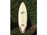 Lost Mayhem surfboard