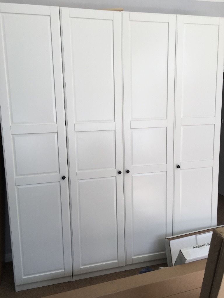 ikea hemnes wardrobe ads buy sell used find great prices. Black Bedroom Furniture Sets. Home Design Ideas