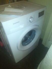 Washing machine (NEVER BEEN USED)