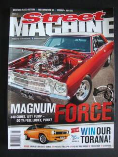 Street Machine - March 2016 (car magazine)
