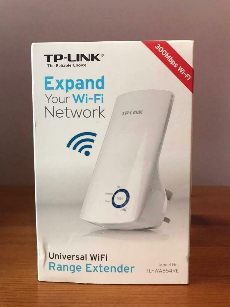 TP-Link 300 Mbps WiFi Extender   in Newcastle, Tyne and Wear   Gumtree