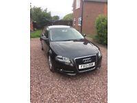 Audi A3 Sport £30 road tax!!