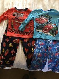 Cars pyjamas x 2