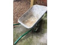 120 litre wheelbarrow