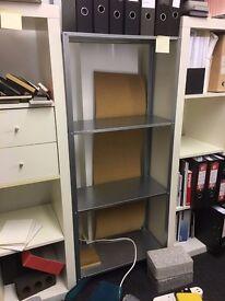 Metal Shelves Grey *VGC*