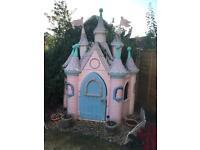 Feber Ultimate Princess Castle Outdoor Playhouse
