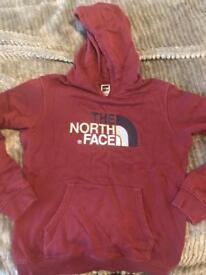 North Face Junior XL Hoody age 13-15