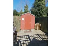 Shed needs moving
