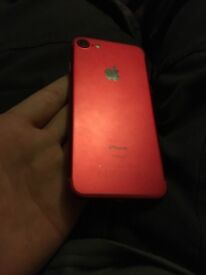 iPhone 7 ** Ltd edition** Red