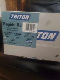 Triton shower 10.5kw