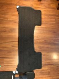 Genuine Land Rover Range Rover carpet matts