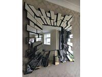 NEXT - starburst mirror