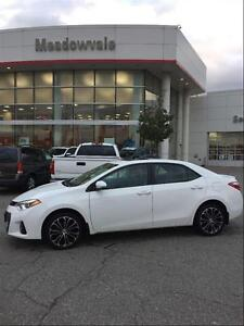 2015 Toyota Corolla S ,  APR FROM 1.9%