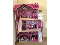 Amelia's Doll House