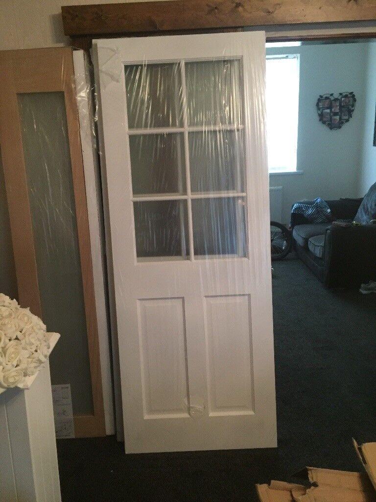 Half Glazed Interior Doors 30x78 In Bolton Manchester Gumtree