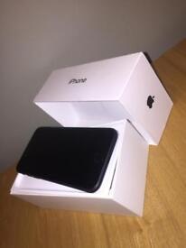 New iPhone 7 - Unlocked - Black