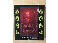 Baal for Atari ST by Psygnosis / Psyclapse : Rare Game