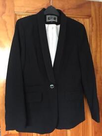 Lady's Business Jacket (black)
