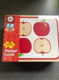 Bigjigs lunchbox brand new