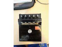 Marshall Shredmaster guitar pedal