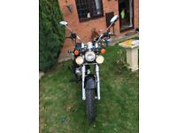 Qingqi QM 125cc motorcycle