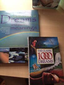 Two Dream Books for sale