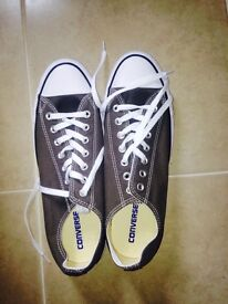 Size 11 converse
