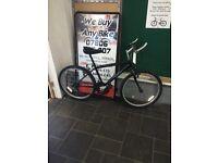 "Freespirit Black mountain bike 15"" Inch"