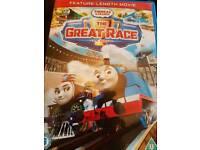 Brand new Thomas dvd