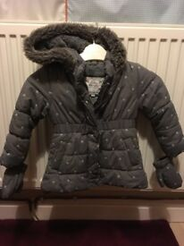 Little John Rocha winter coat