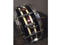 Vintage 1970s Premier Olympic Snare Drum 14 x 6