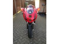 ducati 999 2002 november reg for sale with all spares