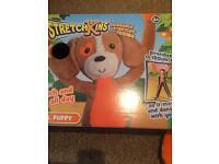Stretchkins Playful Puppy