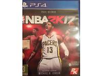 NBA 2k17 Basketball PS4
