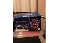PlayStation vr headset and bundle