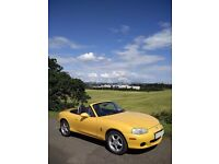 2002 MAZDA MX-5 ARIZONA CONVERTIBLE - LOW MILEAGE