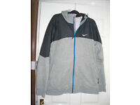 Gents hooded Nike top - size XL