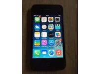 Apple IPhone 4 Black. Unlocked to all networks. In great condition.