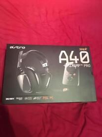 ASTRO A40 TR PRO PS4 & PC