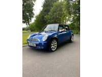 2006 mini one 1.6 full leather very well kept for age.