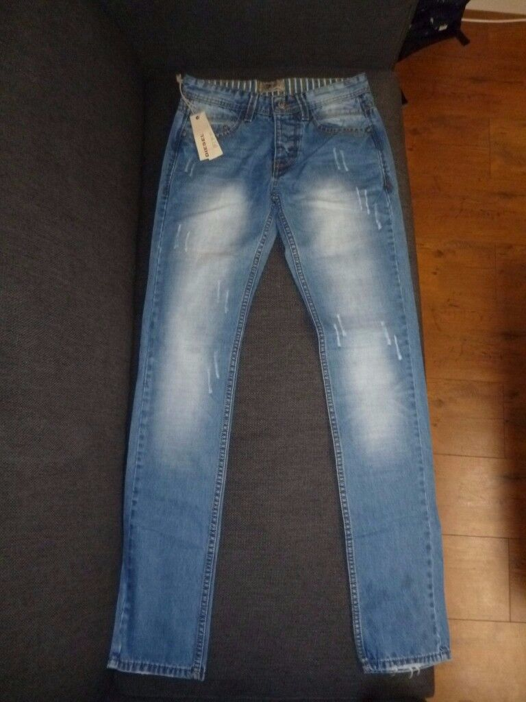 Diesel mens jeans size 28-NEW