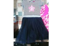 ASSORTED LADIES CLOTHES BUNDLE WITH CHILDRENS BUNDLE INCLUDED. BOOTS.