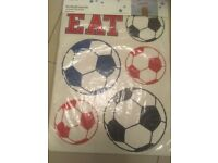 Next Football Words Giant Wall Stickers