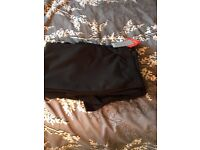 ladies black trousers size 14 - 6 pounds for pack of two
