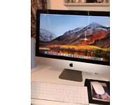 Imac 21.5 inch slim line mid 2014 model i5 processor
