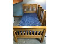 Single Bed + free mattress