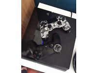 PS4 500GB 12 games 2x pad + Playstation camera
