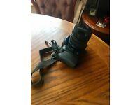 SAMSUNG NX10 DIGITAL CAMERA with 18-55 lens