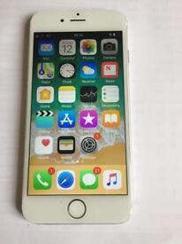 iPhone 6 /16 GB / White / Unlocked
